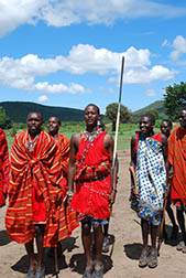 Kenya Safari Tribesmen
